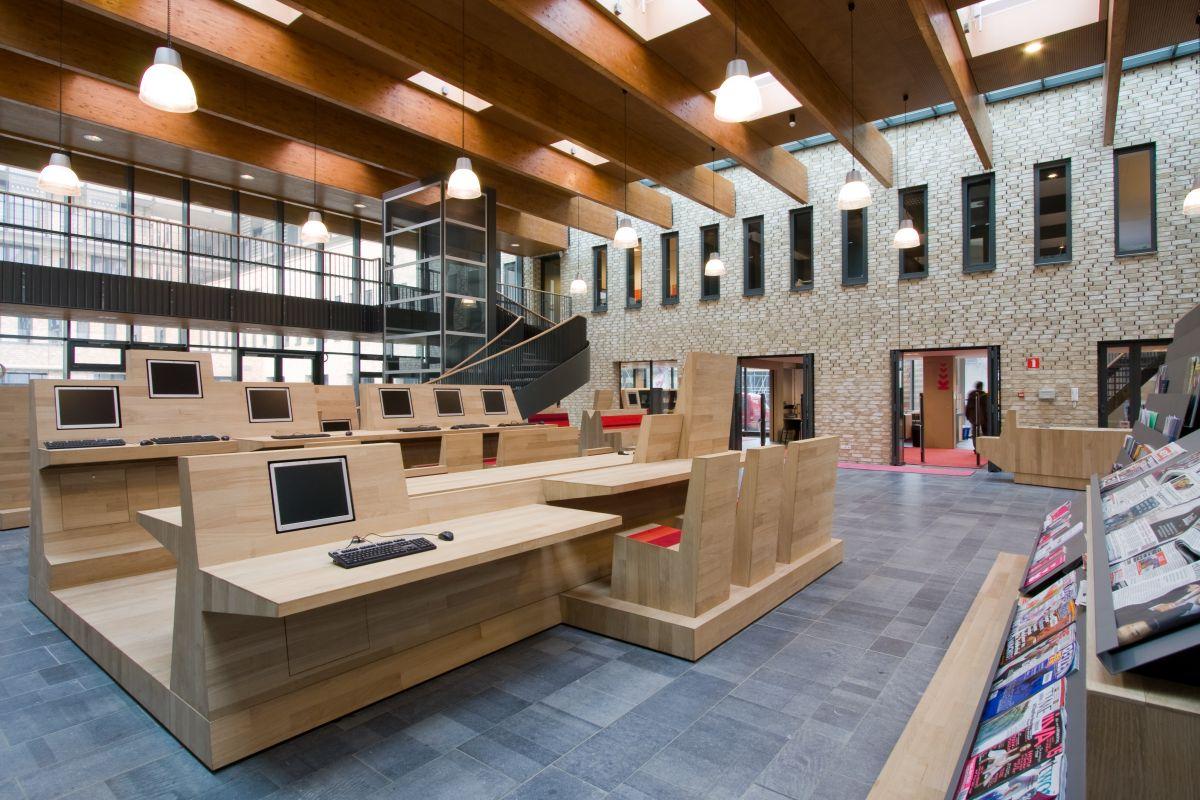 Culture campus vleuterweide informatieplein by aequo