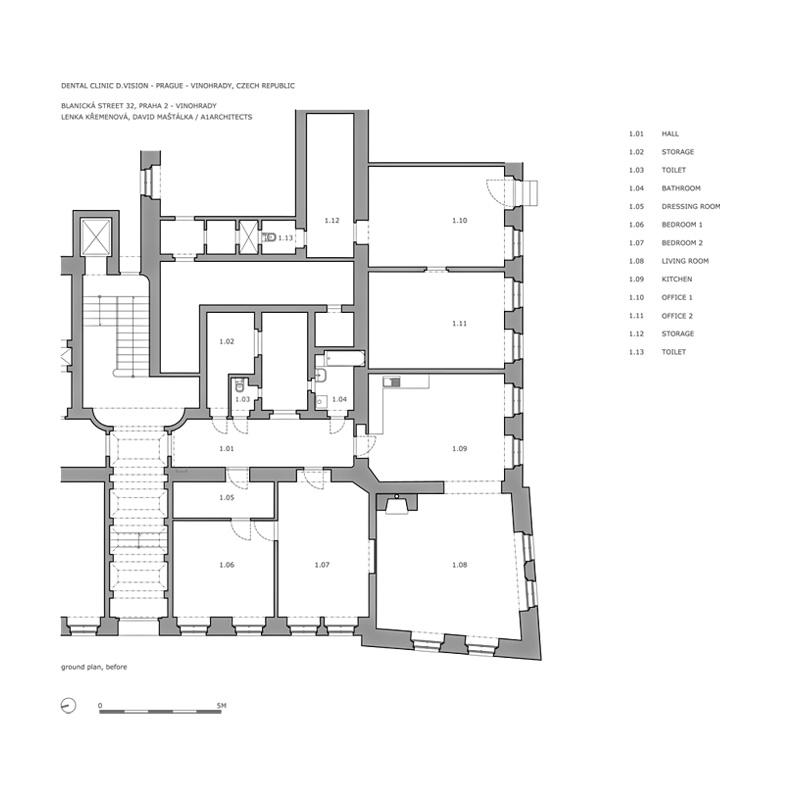 D Vision Dental Clinic By A1architects Karmatrendz