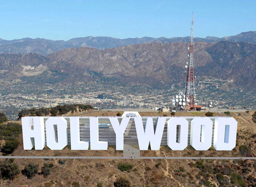 the hollywood sign hotel karmatrendz