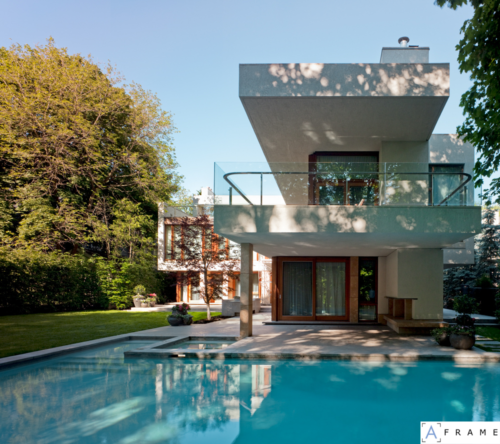 The Ravine Estate House: Ravine Residence By Hariri Pontarini Architects