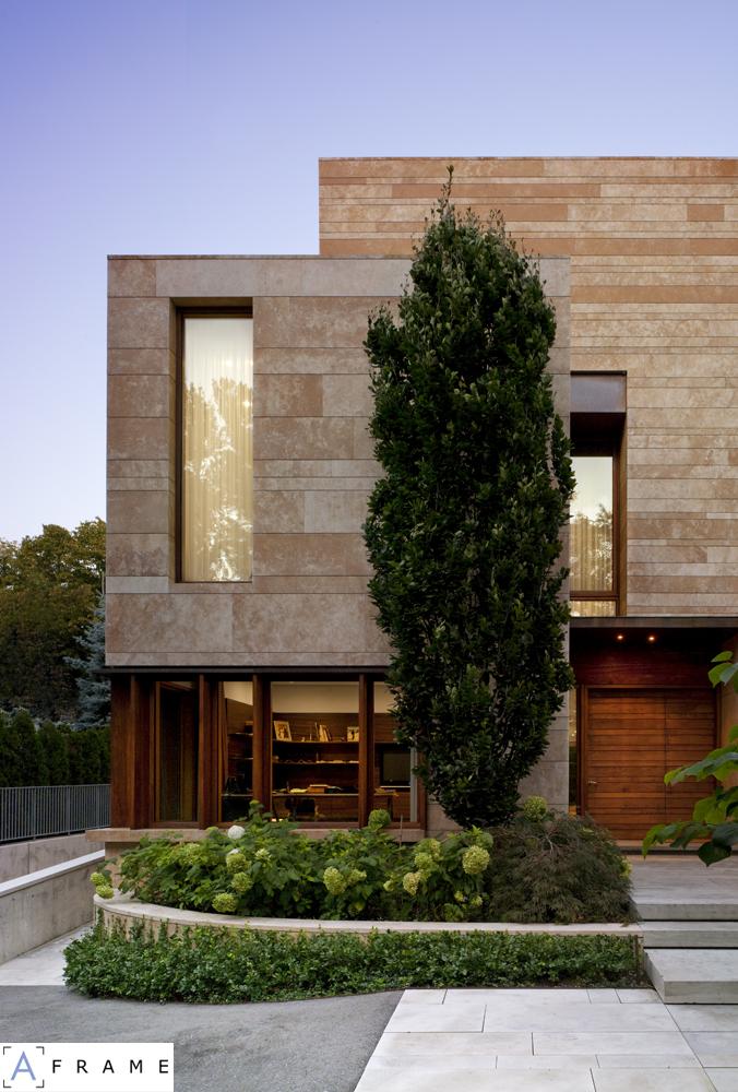 ravine residence by hariri pontarini architects karmatrendz