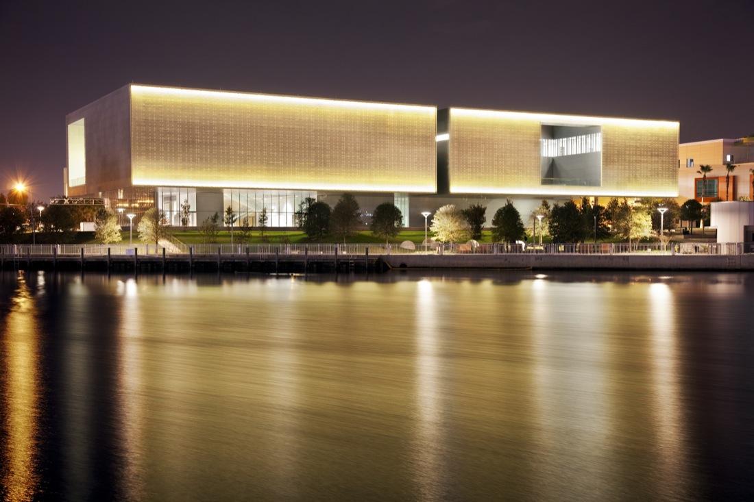 Tampa Museum Of Art By Stanley Saitowitz Natoma
