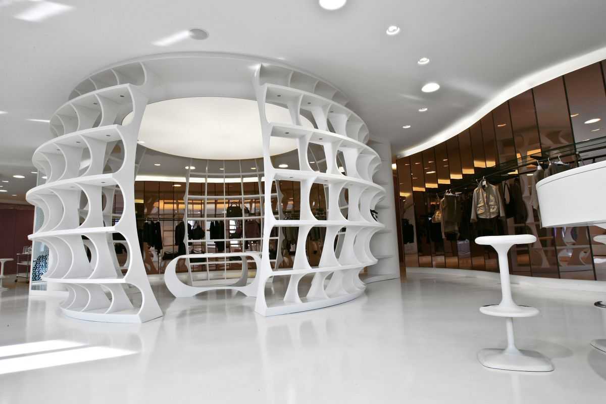 The ALV Showroom By Fabio Novembre KARMATRENDZ
