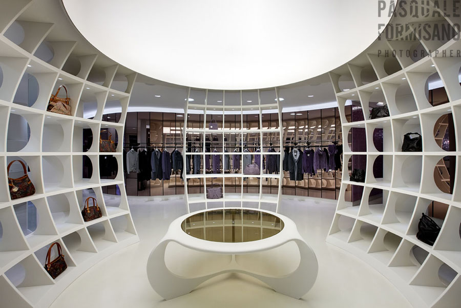 The ALV Showroom by Fabio Novembre   KARMATRENDZ