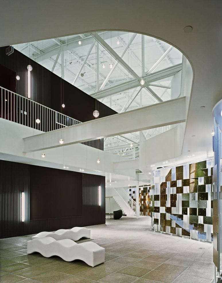 Performance Capture Studio by Kanner Architects & Lorcan O ...