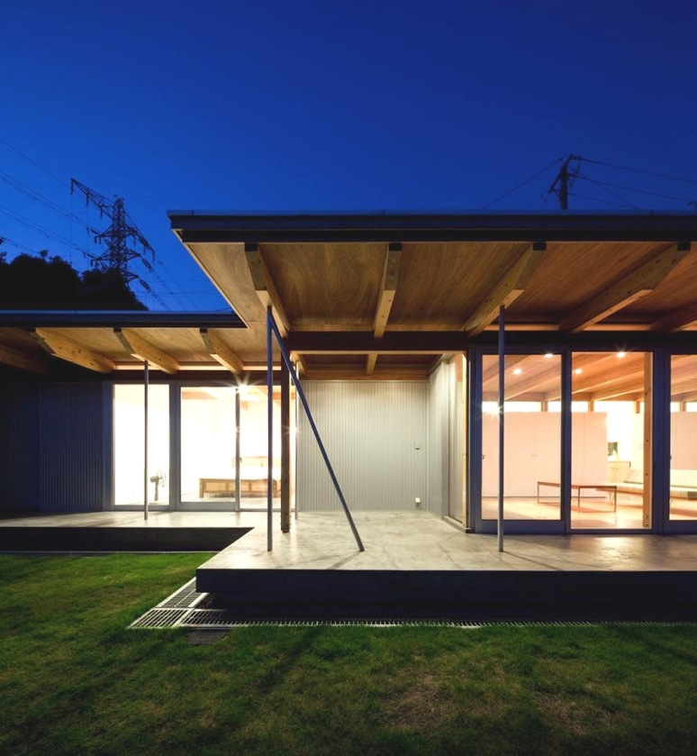 B house by anderson anderson architecture nishiyama B house