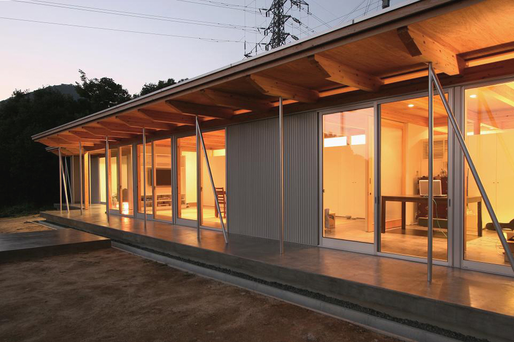 B house by anderson anderson architecture nishiyama for Anderson architects