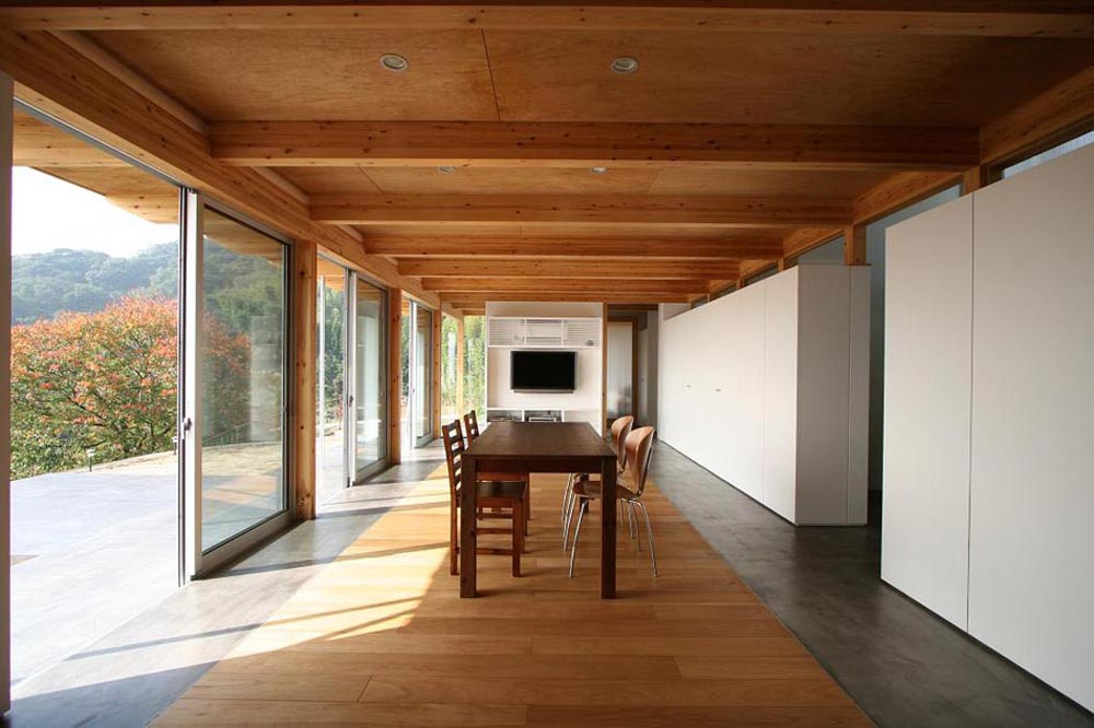 B house by anderson anderson architecture nishiyama for B house