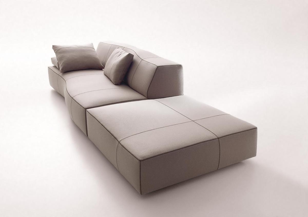 The bend sofa by patricia urquiola for b b italia - Patricia urquiola sofa ...