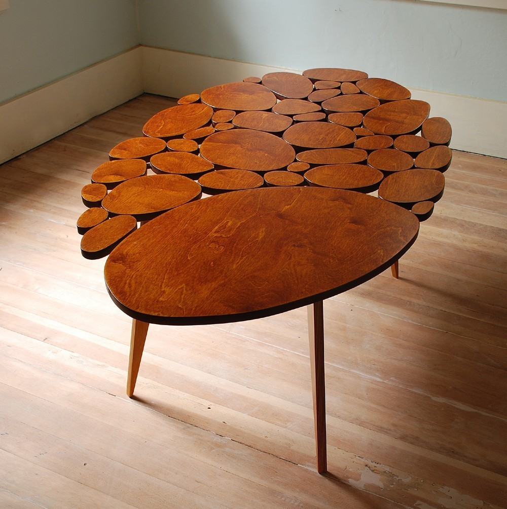 Circle Coffee Tables By Michael Arras Karmatrendz