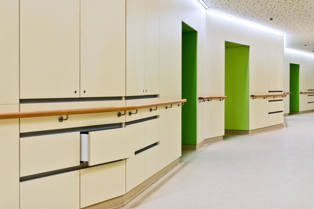Good Hainburg Nursing Home By Christian Kronaus Erhard AnHe   Nursing Home  Interior Design