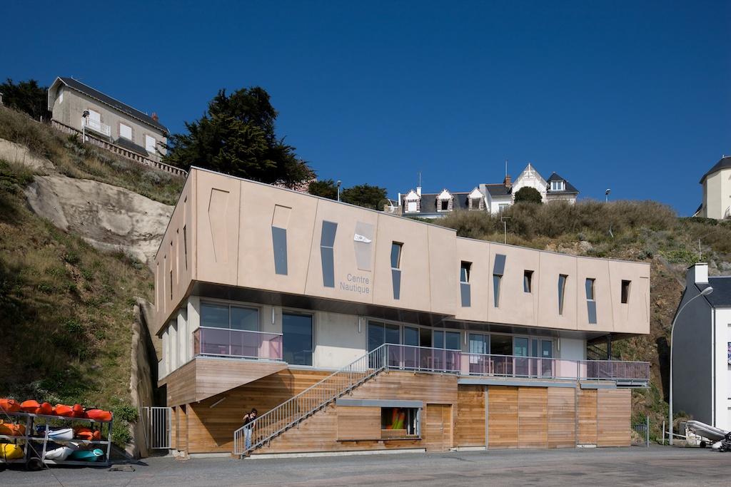 Nautic Center By Guin 233 E Et Potin Architects Karmatrendz