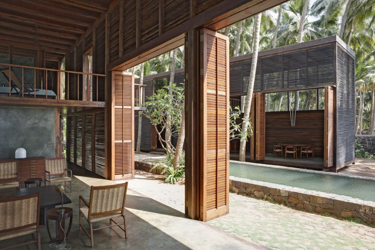 Palmyra House By Studio Mumbai Architects Karmatrendz