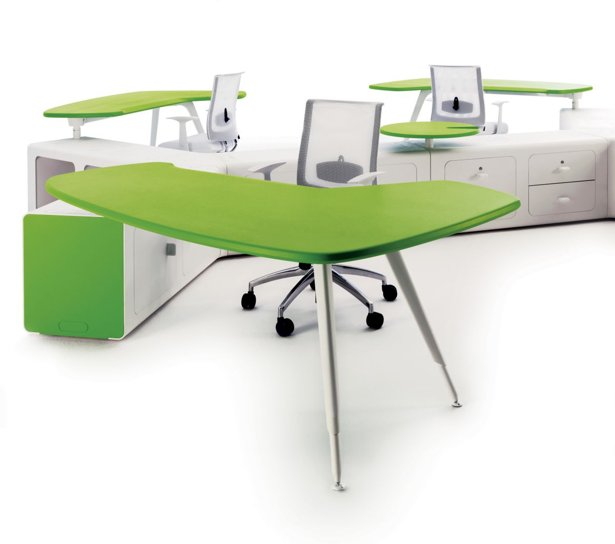eco friendly office furniture. Contemporary Eco Make Your Office More Eco Friendly With A Reclaimed Wood Desk  The Beta  Workplace System By Pierandrei Associati For Tecno Intended Furniture