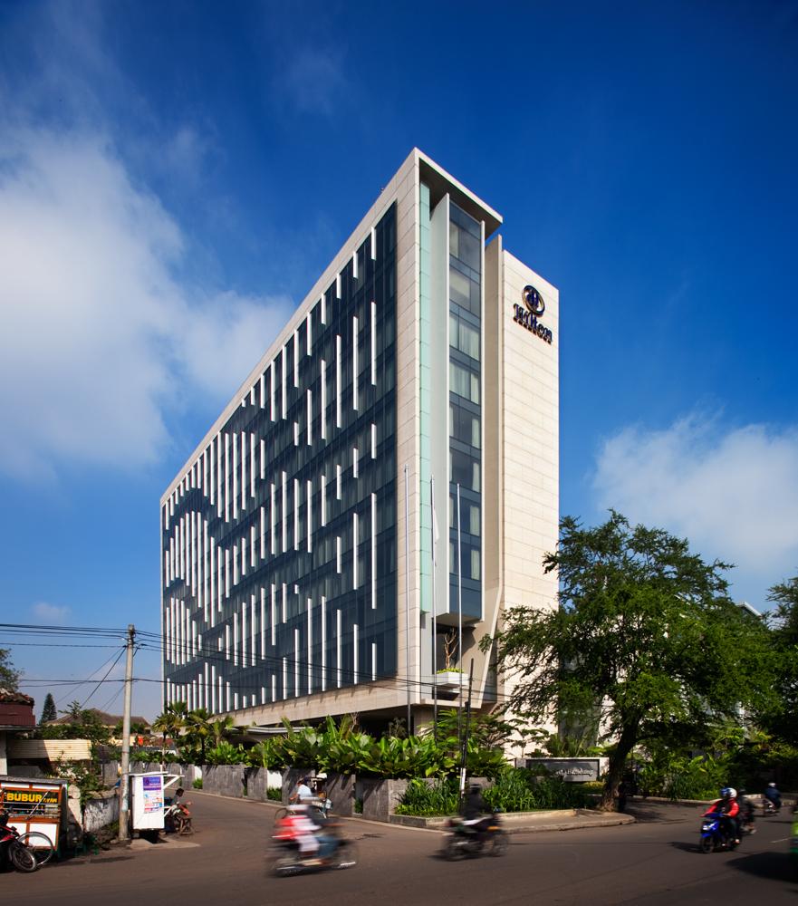 Bandung Hilton By Wow Architects Warner Wong Design