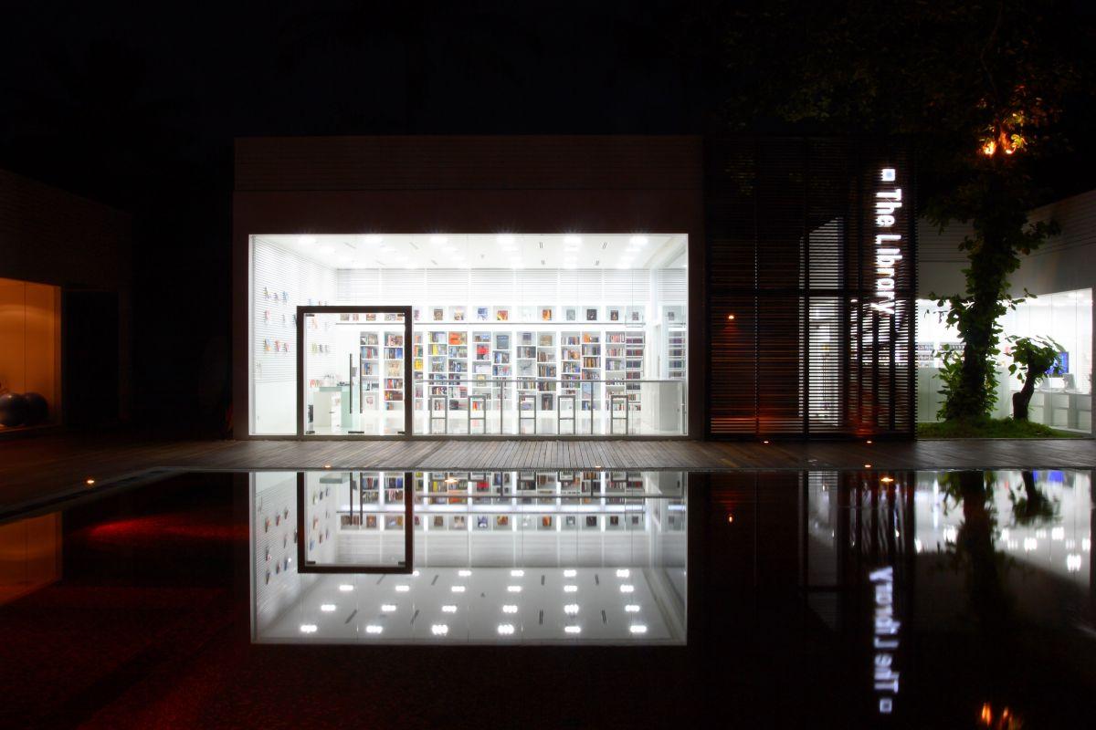 The library resort in koh samui karmatrendz for Design hotel koh samui