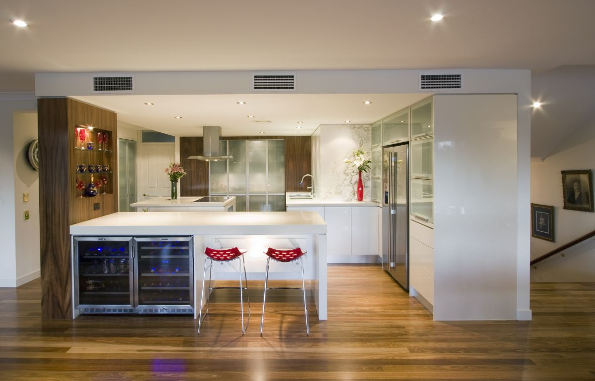 Contemporary Kitchen Renovation by Sublime CabiDesign