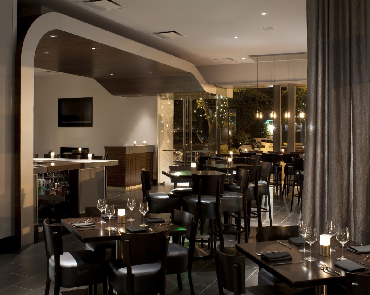 Vesu Restaurant By Arcsine Architecture And Bellusci