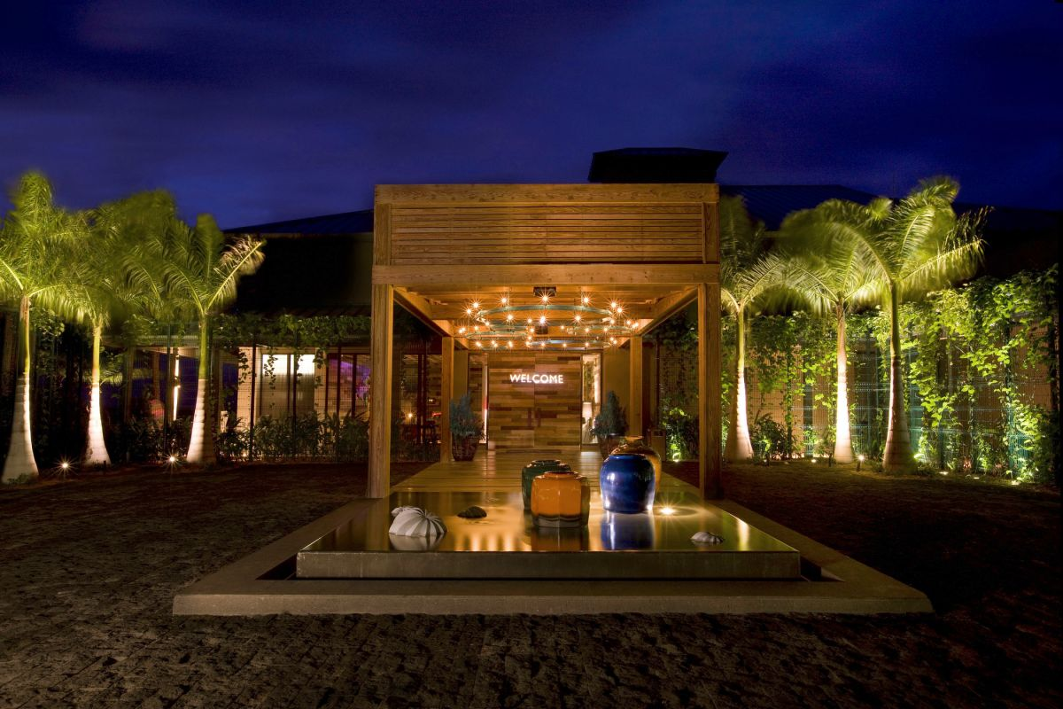 W hotels retreat spa vieques island by patricia for W hotel design