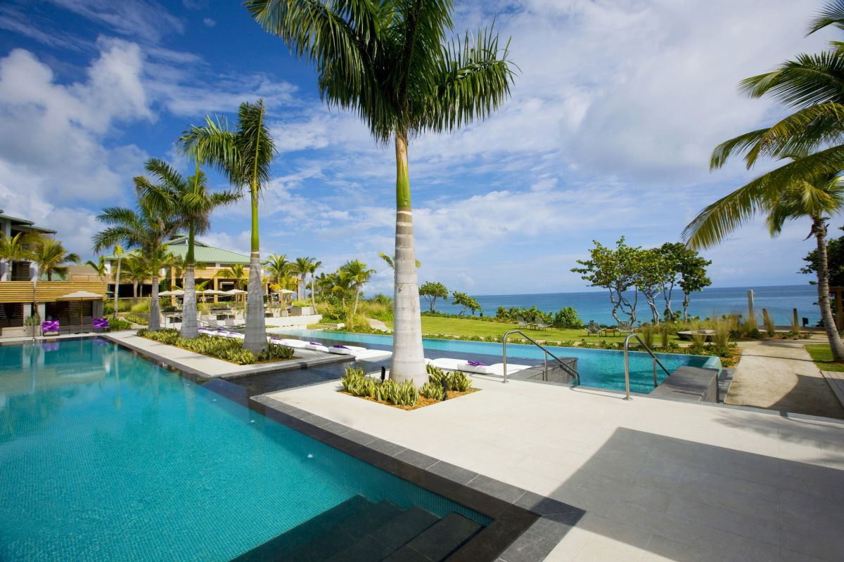 W hotels retreat spa vieques island by patricia for Design hotel karibik