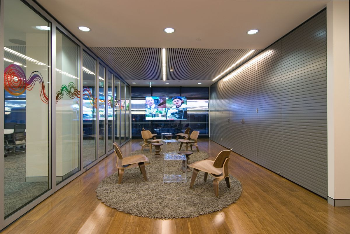 BBC Worldwide Office Interior by Thoughtspace KARMATRENDZ