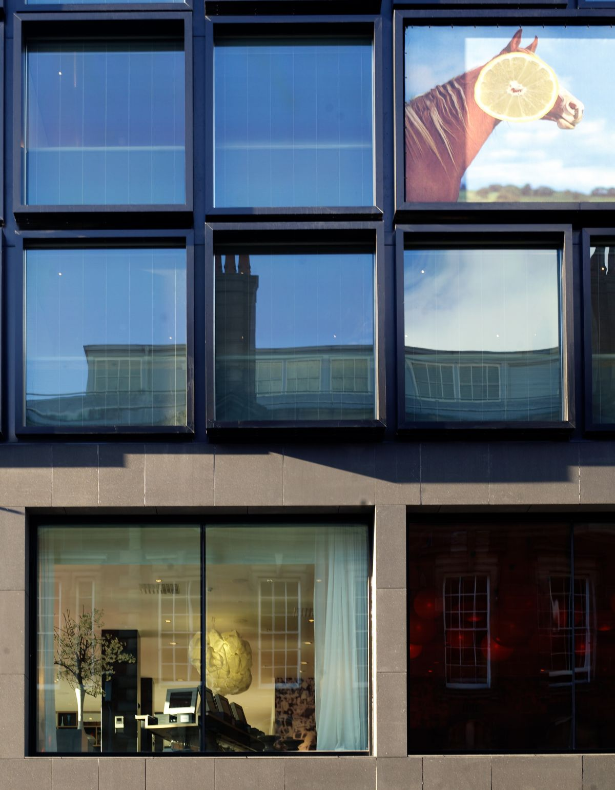 Citizenm glasgow hotel by concrete architectural for Design hotel glasgow