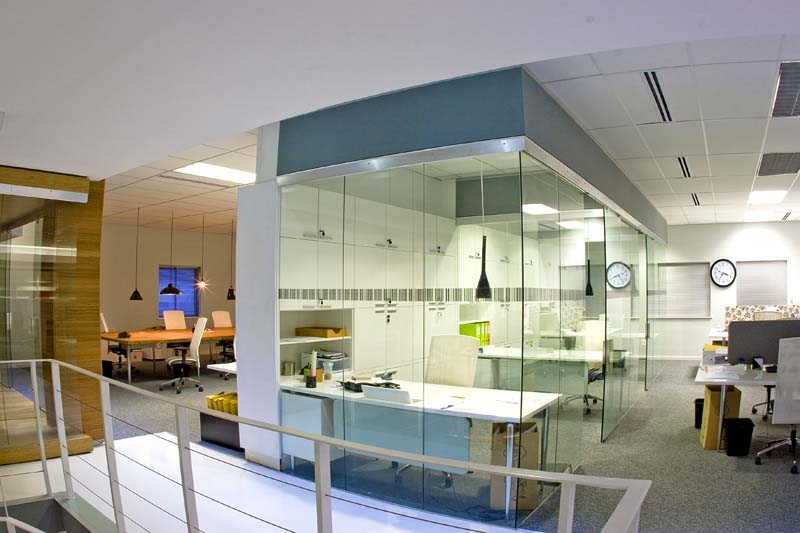 Union swiss office interior by inhouse brand architects - Office interior design photo gallery ...