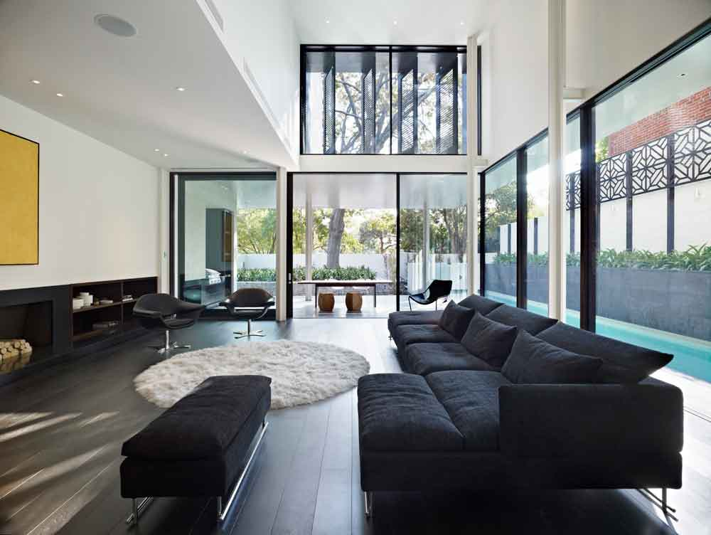 Glamorous Interior Modern House Contemporary - Best inspiration home ...