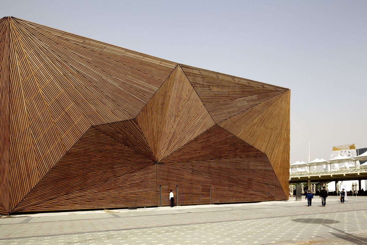 Canadian Pavilion at the Shanghai World Expo 2010 | KARMATRENDZ