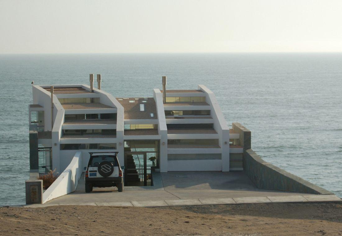 Lefevre House By Longhi Architects Karmatrendz