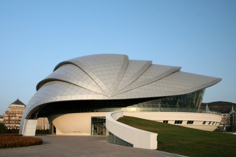 Dalian Shell Museum by The Design Institute of Civil ...