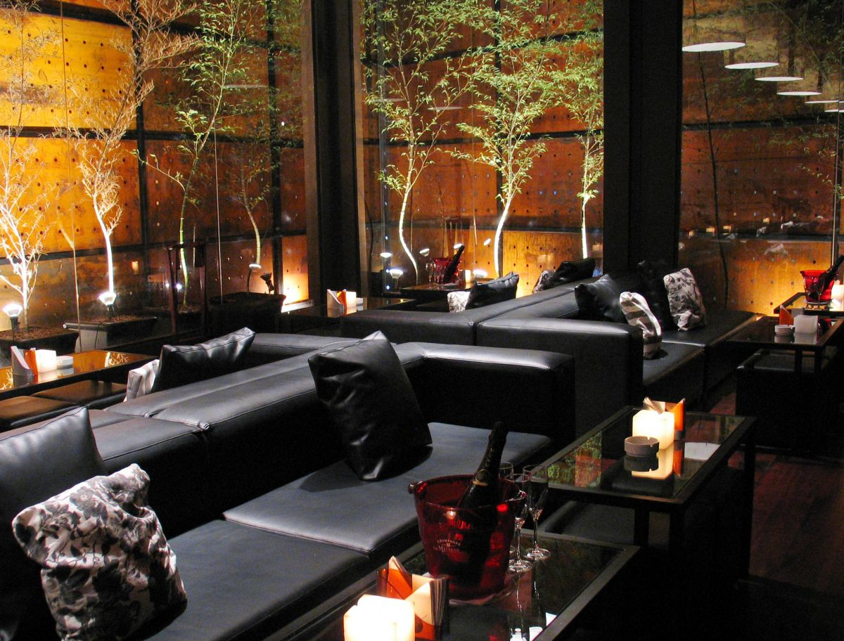 Taboo Lounge, Bar And Restaurant By Guilherme Torres Good Ideas