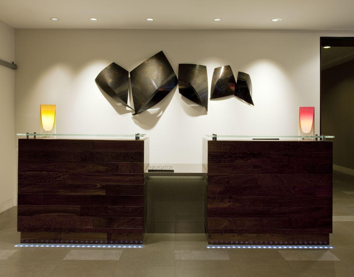Baronette Renaissance Hotel Lobby By D ash Design