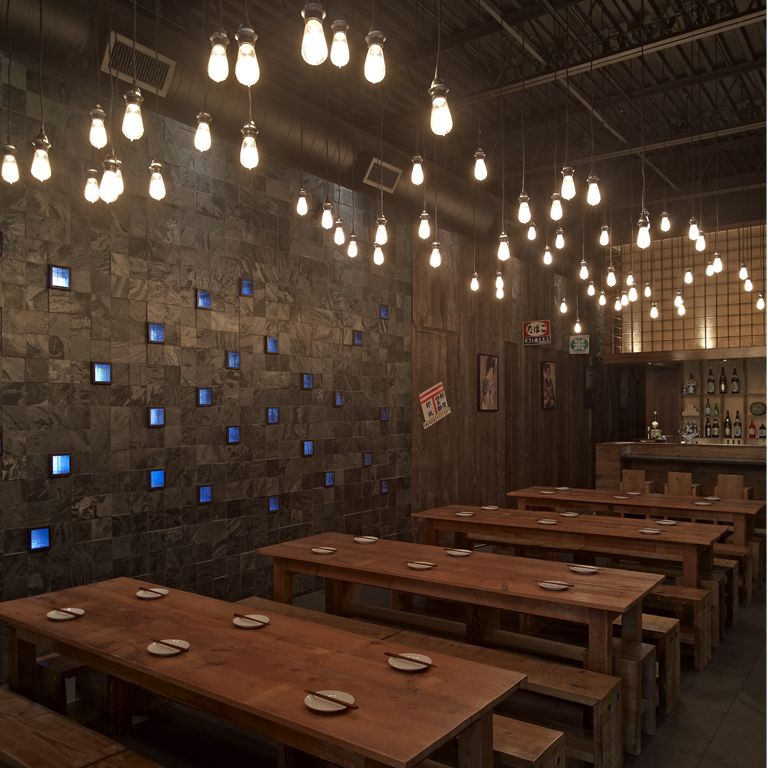 Restaurant Kitchen Interior Design: Guu Izakaya By Dialogue 38