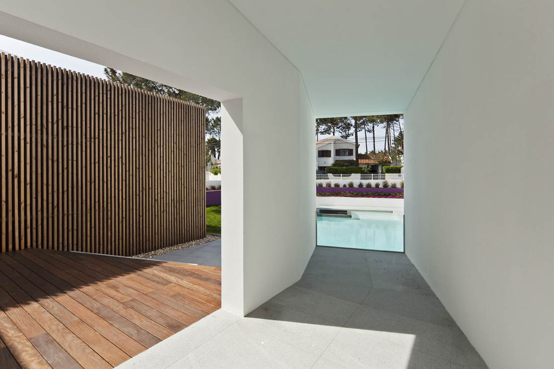 House In Vale Bem by espao