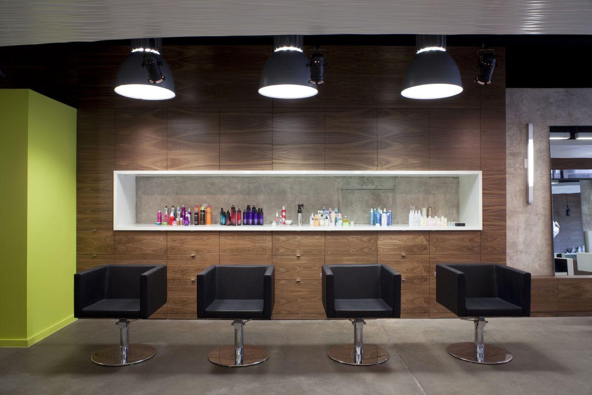 Propaganda Hair Salon by Dick lark rchitecture KMNDZ - ^
