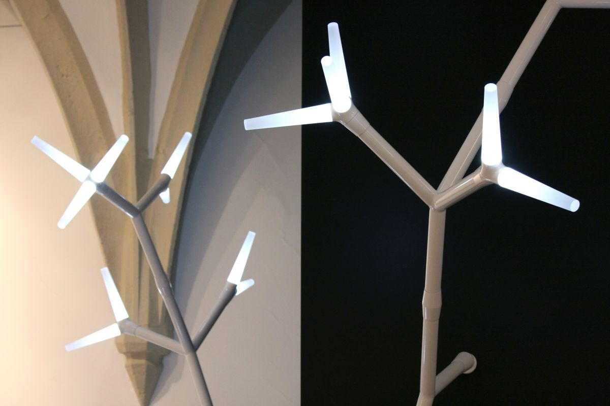 Sparks Modular Lighting System by Daniel Becker | KARMATRENDZ