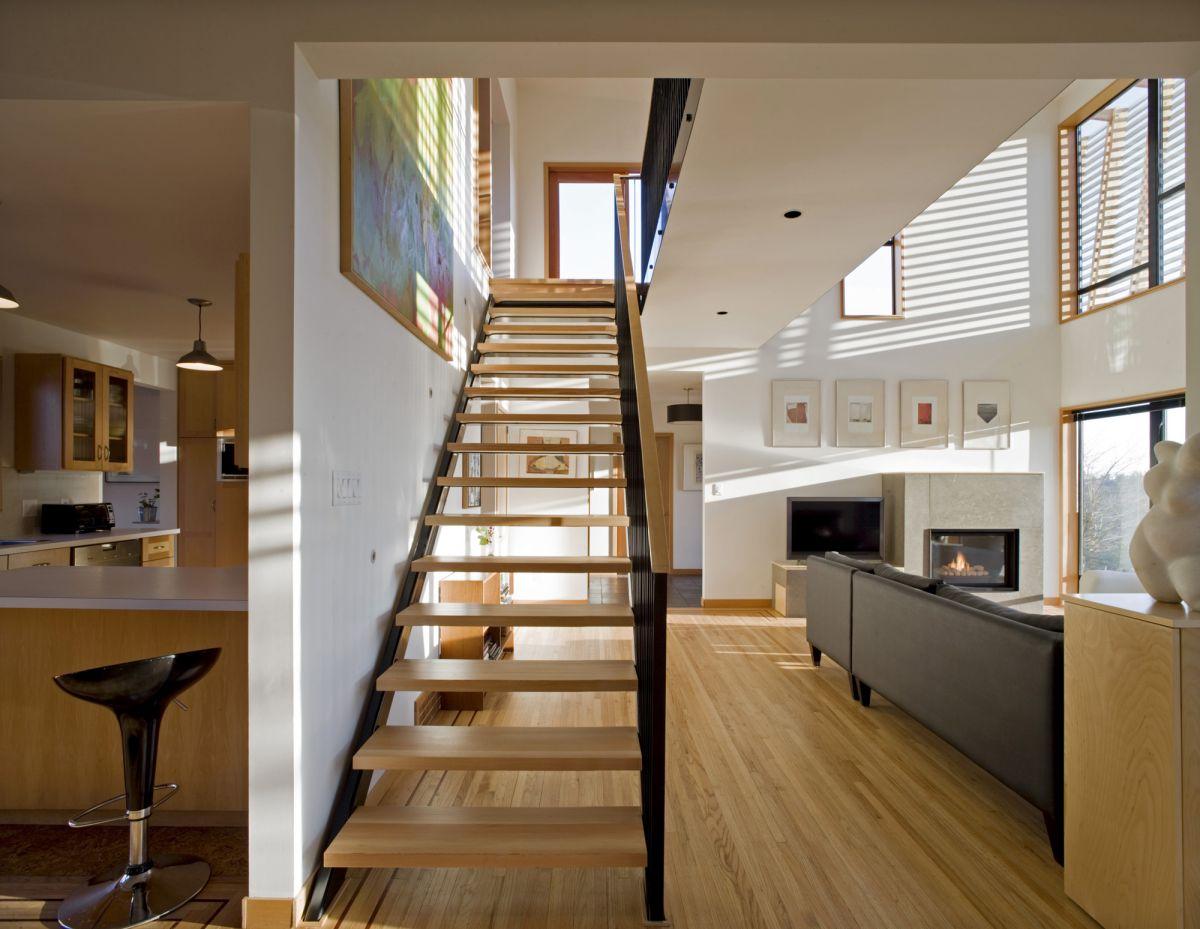 Modern Vintage House Interior -