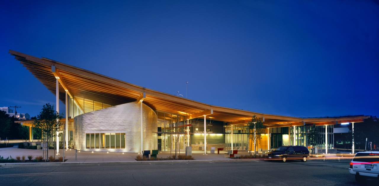 Ballard Library And Neighborhood Service Center By Bohlin