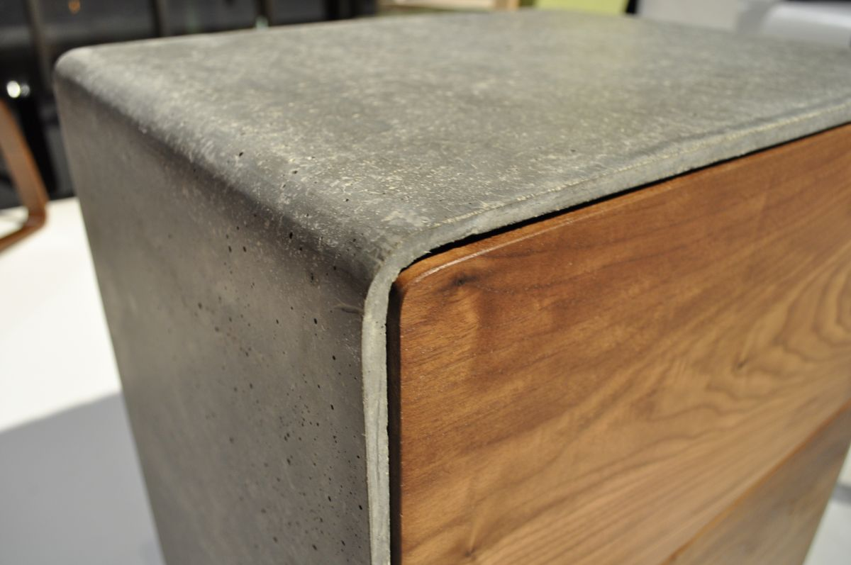 Concrete Cabinet By Jean Willoughby Karmatrendz