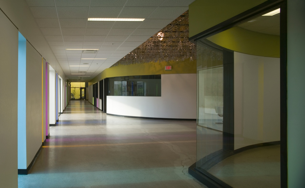 Desiderata Alternative High School By Jones Studio
