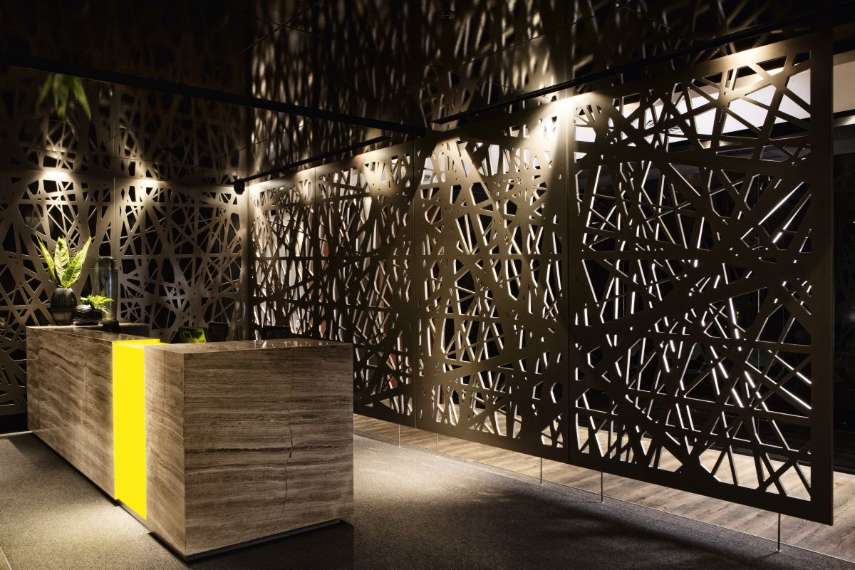 Tebfin Office Interior By Source Interior Brand Architects