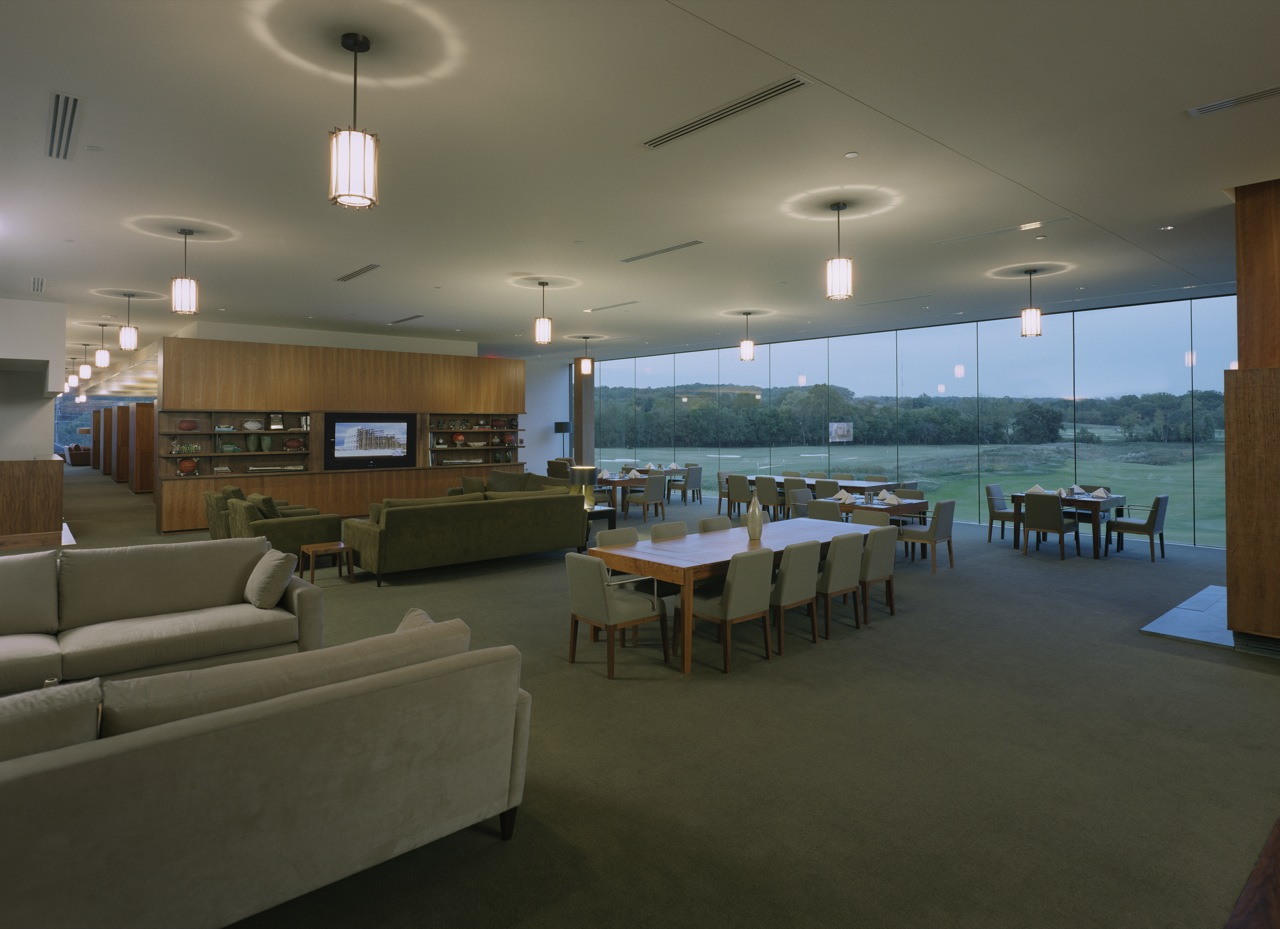 Blessings Golf Clubhouse And Guardhouse By Marlon Blackwell Architect Karmatrendz