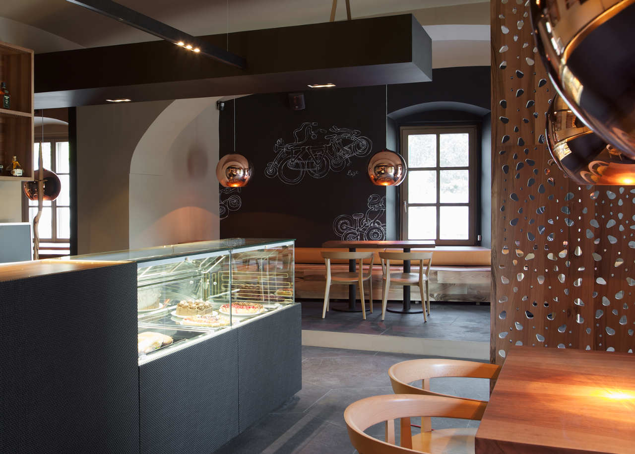 Cafeteria Rog By Aksl Arhitekti Karmatrendz