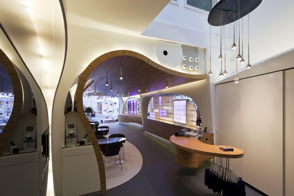 Hofstede optiek by alexander nowotny karmatrendz for What s an interior designer