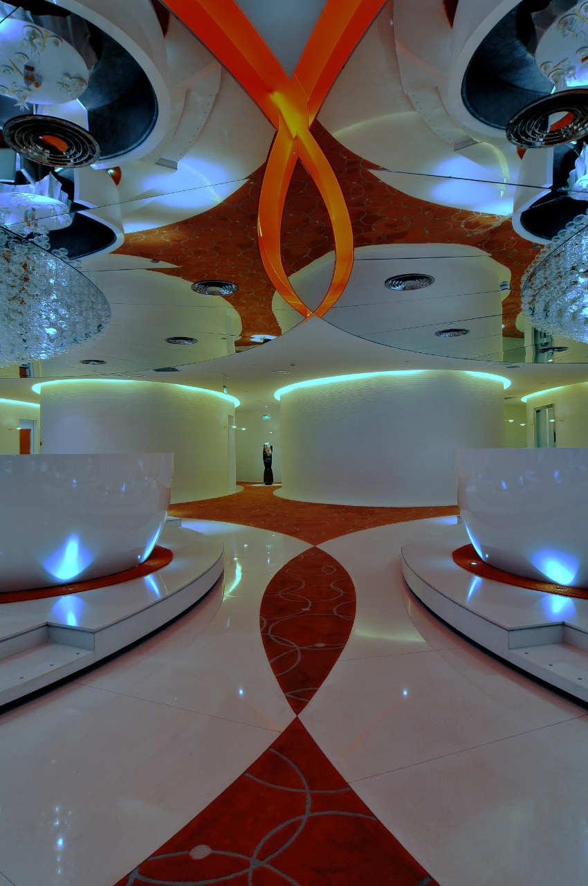 Jardin de jade restaurant i by p a l design consultants