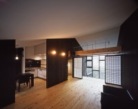 Kyoto_Model_A_House_With_3_Walls_10