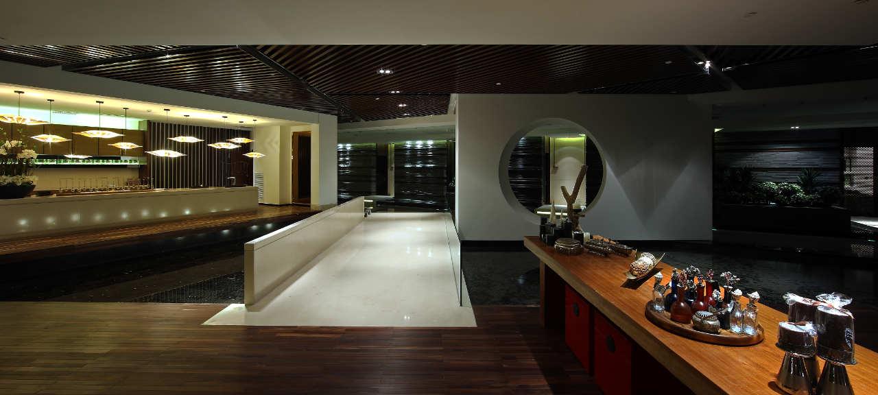Qing shui wan spa hotel by nota design international pet for International hotel design