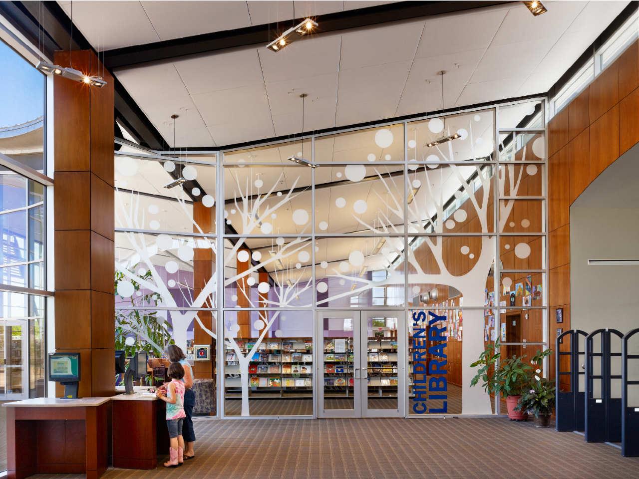 Schertz Public Library By Kell Mu 241 Oz Architects Karmatrendz