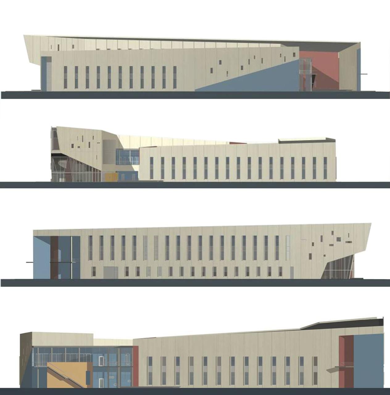 FIU Chapman Graduate School of Business by KPF   KARMATRENDZ
